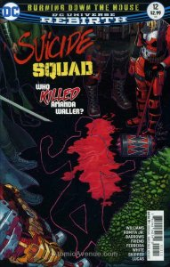 Suicide Squad (4th Series) #12 VF/NM; DC | save on shipping - details inside