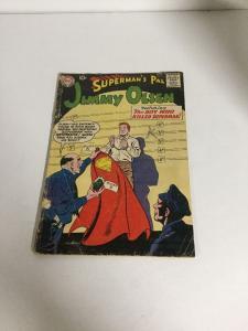 Superman's Pal Jimmy Olson 28 Gd- Good- 1.8
