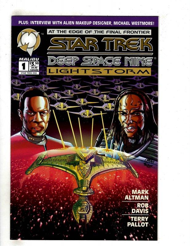 Star Trek: Deep Space Nine: Lightstorm #1 (1994) OF12