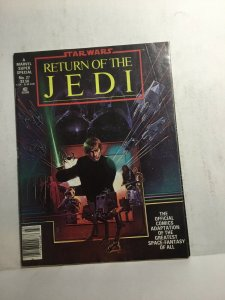 Marvel Super Special 27 Fn Fine 6.0 Magazine Star Wars Return Of The Jedi
