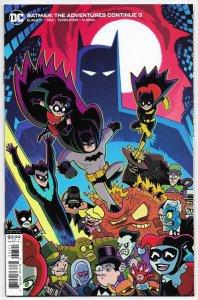 Batman Adventures Continue #3 Hipp Variant (DC, 2020) NM