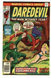 Daredevil #142 1976 marvel comics  COMIC BOOK- VF/NM