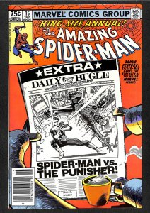 Amazing Spider-Man Annual #15 VF 8.0