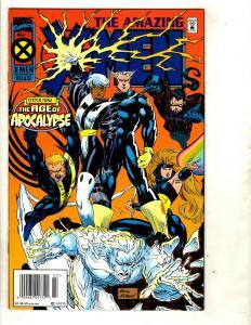 12 Comics Amazing X-Men # 1 2 3 4 Weapon X # 1 2 3 4 Factor X # 1 2 3 4 RP1