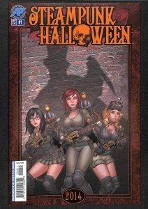 Steampunk Halloween 2014 #1 (2014)