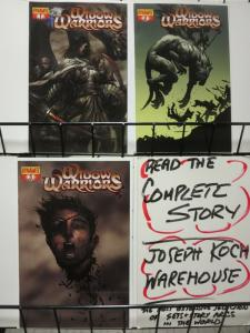 WIDOW WARRIORS (2010 DY) 1-3