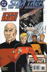 Star Trek: The Next Generation #77 VF/NM; DC | save on shipping - details inside