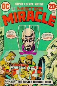 Mister Miracle (1971 series) #10, VF+ (Stock photo)