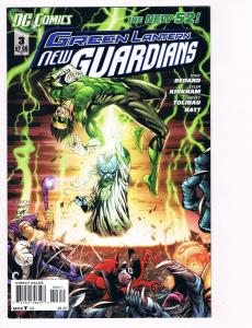 Green Lantern New Guardians # 3 DC Comic Books Hi-Res Scans The New 52 WOW!! S15