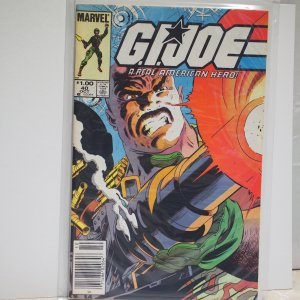 G.I. Joe: A Real American Hero #40 (1985) NM CDN Price Variant Rare!