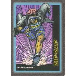 1993 Skybox Ultraverse: Series 1 ZIP-ZAP #45