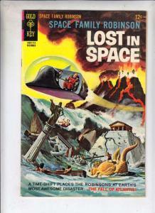 Space Family Robinson, Lost in Space #25 (Dec-67) VF/NM High-Grade Will Robin...