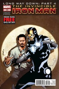 Invincible Iron Man #519 FN; Marvel | save on shipping - details inside