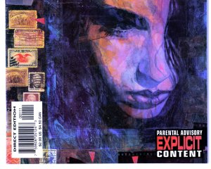 Alias(vol. 1) # 1 1st appearance of Jessica Jones !