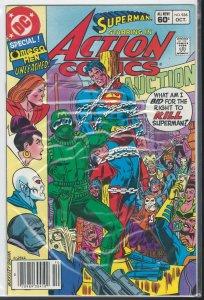 Action Comics #536 (DC, 1982)
