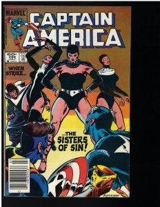Captain America #295 (Marvel, 1984)