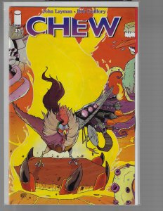 Chew #45 (Image, 2013)