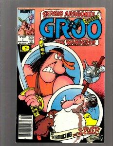 14 Comics Groo 7 X-Men 1 2 6 7 13 15 16 Secret Wars II 1 2 3 4 5 8 GB1
