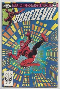 Daredevil #186 Issue with Old School Frank Miller Autograph