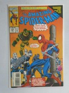 Amazing Spider-Man #384 8.0 VF (1993 1st Series)