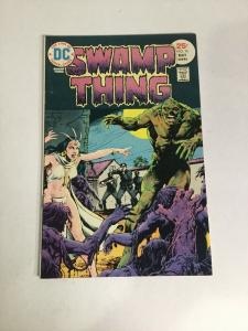 Swamp Thing 16 Fn Fine 6.0 DC Comics Bronze