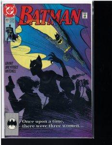Batman #461 (DC, 1991)