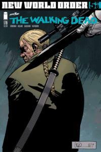Walking Dead (2003 series) #179, NM + (Stock photo)