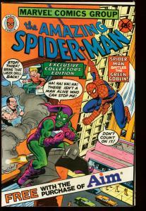 AMAZING SPIDER-MAN EXCLUSIVE COLLECTORS EDITION 1980 VF