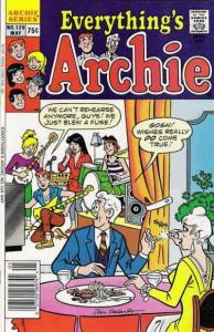 Everything's Archie #129 VF/NM; Archie | save on shipping - details inside