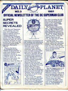 Daily Planet #3 1981-DC Superman Club newsletter-G