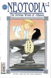 Neotopia Vol. 2: The Perilous Winds of Anthanon #2 VG; Antarctic | low grade com