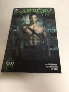 Arrow Vol 1 Tpb Nm Guggenheim Kreisberg Grell DC Comics