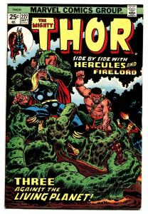 Thor #228 1974- comic book - HERCULES and FIRELORD- Bronze Age- VF/NM