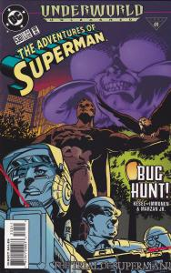 Adventures of Superman #530