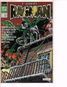 DC Comics Ragman #1 Keith Giffen Story Pat Broderick Art