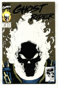 GHOST RIDER #15--1991-2nd printing-comic book - Marvel