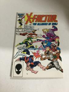 X-Factor 5 Nm- Near Mint- Cameo Appearance Of Apocalypse Marvel