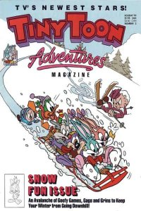 Tiny Toon Adventures Magazine #2, NM- (Stock photo)