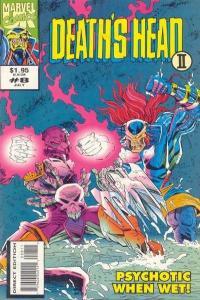 Death's Head II (Dec 1992 series) #8, NM (Stock photo)