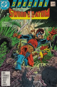 DC Comics Special! Sword of the Atom! Issue 3!