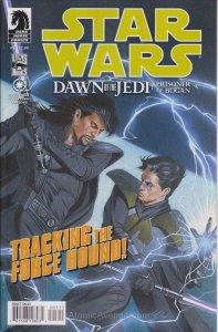 Star Wars: Dawn of the Jedi—Prisoner of Bogan #5 VF/NM; Dark Horse   save on shi
