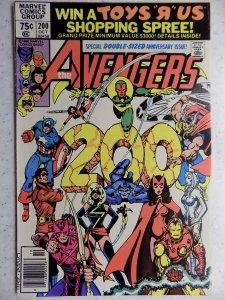 The Avengers #200 (1980)