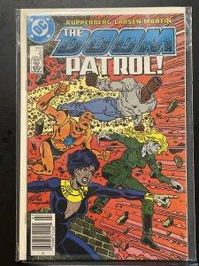 Doom Patrol #6 (1988)