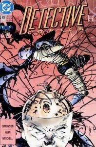 Detective Comics (1937 series) #636, VF (Stock photo)