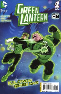Green Lantern: The Animated Series #1 VF/NM; DC | save on shipping - details ins