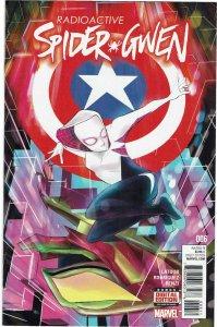 Spider-Gwen #6 (2016 v2) Jason Latour Green Goblin NM