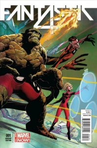 Fantastic Four (5th Series) #1A VF/NM; Marvel | save on shipping - details insid
