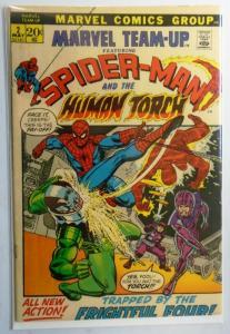 Marvel Team-Up (1st Series) #2, 5.0 (1972)