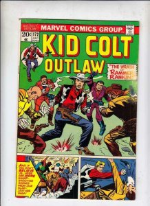 Kid Colt Outlaw # 172 strict FN/VF