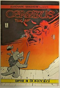 Cerberus #2fn 1st Edition